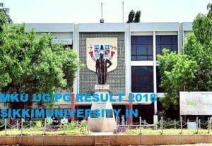 MKU Results 2021 for Part 1/2/3year BA, B.Com, B.Sc, MA, M.Sc, B.Lit, BBA April 2021 @mkuniversity.org 1