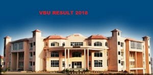 VBU Hazaribagh Results 2020 For Part I,II,III BA BSC BCOM MA Sem Exam at @vbu.ac.in 1