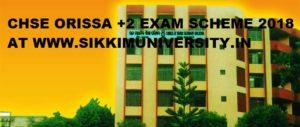 CHSE ODISHA +2 Exam Schedule Download Orissa CHSE +II Datesheet 2021 PDF 1