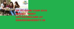 UP ITI Result/Merit List 2020 - Check VPPUP ITI By name Wise Result 2020 - www.vppup.in 1