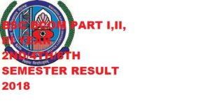 MDU 2/4/6 Semester Result 2020-21 Part I, II, III BA BCOM BSC Exam 2021 1