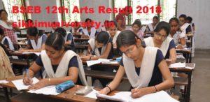 Bihar School  Board  12th Arts Result 2020 - BSSEB Intermediate Arts Result 2020 1