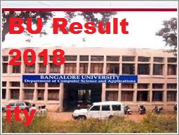 Bangalore University Result 2020 for Part 1, 2, 3 Year BA BSC BCOM Exam 1