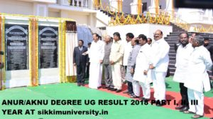 AKNU Degree 2/4/6 Sem CBCS Exam Results March 2021, ANUR Degree Part Ist, 2nd, 3rd year Result Declaration Date 1