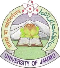 Jammu University Exam Schedule/Date sheet 2020 for Part Ist, 2nd,3rd Exam 1