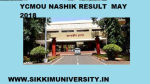YCMOU Nashik April-May Result 2020 TY SY FY BA BCOM BSC BBA MA MCOM Exam 1