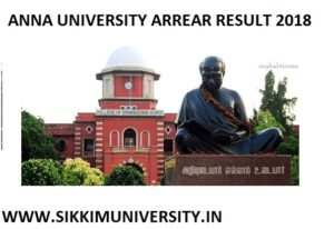 Anna University Arrear Result 2019 for February 2019 Exams - Date sheet ( Last Chance) 1