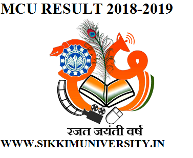 MCU Bhopal 1/3/5 Sem Result 2018-19 DCA,PGDCA, BCA, M sc CS IT