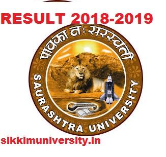 Saurashtra University Part I, II, III Year Result 2021 B.Ed, BCA, M.D, MS, BBA PGDHM Exam Results 1