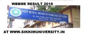 Www.wbbme.org; West Bengal Madrasah 10th Result 2020 for WB Xth Class at wbresults.nic.in 3