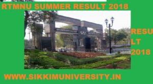 RTMNU Ist, 2nd, 3rd Year Summer Result 2020 BA BCOM BSC MSC MCOM MA Exam 1