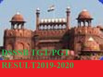 DSSSB PGT &TGT Answer Key 2019-2020 - Delhi SSSB Teacher Test Solution 1