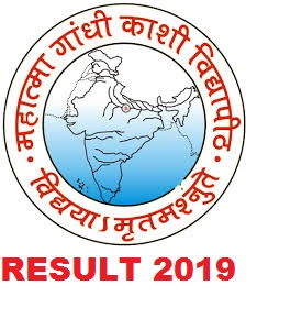 MGKVP BA 3rd Year Result 2020, Kashi Vidyapeeth BA Final/Part III Result 2020 Date 1