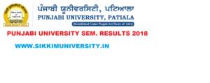 Punjabi University 2nd/4th/6th/ Sem Result 2020 BA BCOM BBA BCA BSC Exam 1