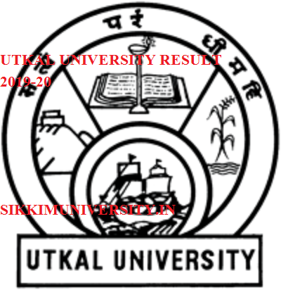 Utkal University +3 Results April 2019 for Final Year BSC BA
