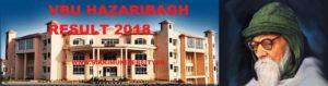 VBU Ist, 2nd, 3rd Year Results 2020 BA, BSC, BCOM Exam, Vinoba Bhave University UG Part I, II, III Year Result 2020 2