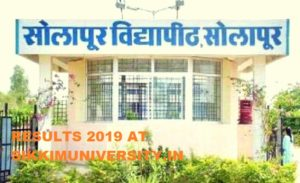 Solapur University 2nd, 4th, 6th Sem. Time Table 2019-20 Part Ist,2nd, 3rd BA BCOM BSC Date sheet Download 1