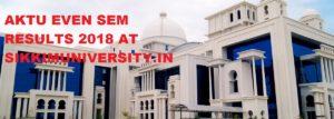 AKTU 2nd, 4th, 6th, 8th EVEN Sem. Result 2020, AKTU B.Tech, MBA, MCA Sem Results 2020 1