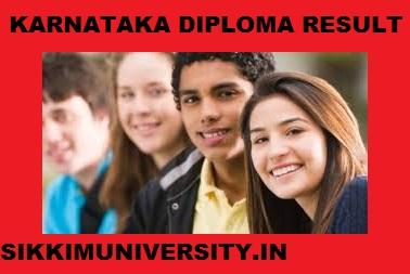 dte.kar.nic.in Diploma Results 2020 – DTE Karnataka Diploma Results 2020 NOV DEC 1