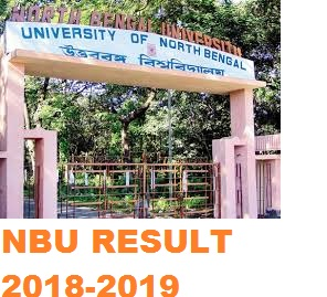NBU 1st, 2nd, 3rd Year Result 2020, North Bengal University  BA/BSC/BCOM Result 2020 1