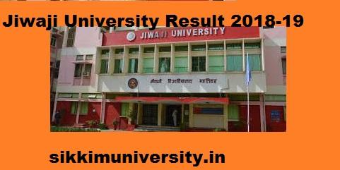 Jiwaji University Reg/Private/ATKT Results 2021 Semesters Results at Jiwaji.edu 1