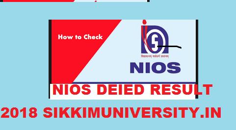 NIOS DEIEd 2nd Exam Hall Ticket 2020 - dled.nios.ac.in Download Admit Card 2020 1