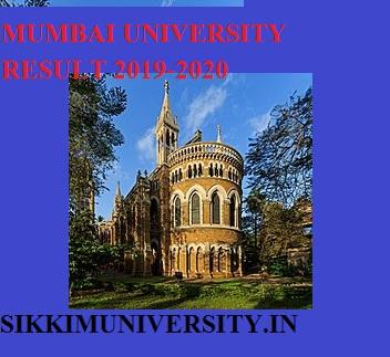 Mumbai University BCOM Result 2020-21 MU TYBCOM/TYBCE Result 2020 for 3rd year Released 1