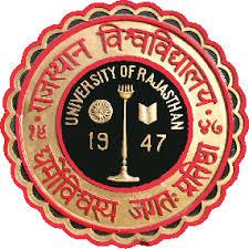 राजस्थान यूनिवर्सिटी बीएड प्रथम वर्ष परीक्षा परिणाम 2019, Rajasthan University BED 2nd & Ist Year Result 2019 1