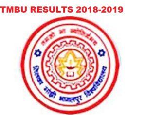 TMBU Exam Routine 2018-2019, Tilka Manjhi Bhagalpur University UG/PG Time Table 2019 1