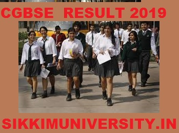 CGBSE 10th Result 2021 ~ CG Board Secondary /Matric Topper List Name Wise Result 2021 2