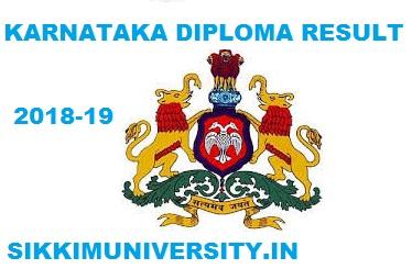 Karnataka Diploma Results 2020 - www.dte.kar.nic.in DTE Karnataka Result 2020 Btekarnix.net 1