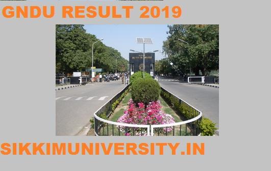 GNDU Results PG/UG Exam 2020 - GNDU Results BA/BSC/B.Ed/BCA/MCA Exam 2020 1