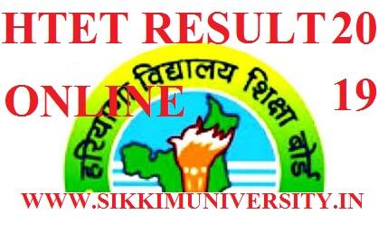 HTET LEVEL 1/2/3 RESULT 2019, Haryana TET Results 2019 Level 1st, 2nd, 3rd Cut Off Marks 1