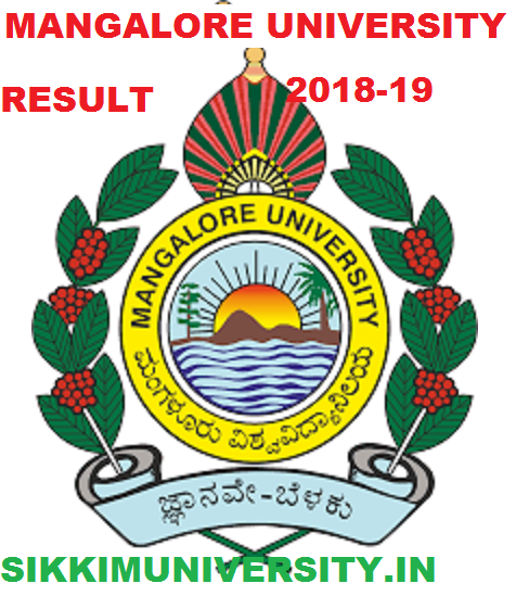 Mangalore University Date sheet Oct./Nov. 2019 - Ist, 3rd, 5th Semester BA BCOM BSC Time Table 1