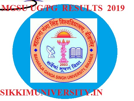 ChhotiKanshi.com  BA, B.Ed, B.Sc, B.Com M.SC, MA Result 2020 – MGSU Bikaner Results 2020 Part 1/2/3 Year 1