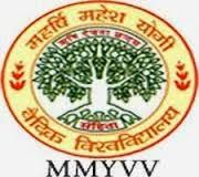 MMYVV DDE Result 2020-21 Part I, II, III BCOM BA BSC MSC Exam 1