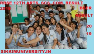 Rajasthan Board All Streams (Art/Com/Scs) Results 2020, RBSE Vocational Results 2020 @rajresults.nic.in 1