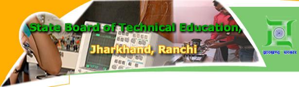 SBTE Jharkhand Sem. Results 2020 Exam @sbtejharkhand.nic.in 2