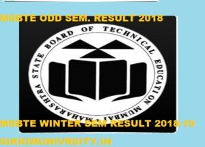 MSBTE Winter Hall Ticket Nov/Dec 2020, Download 1st, 3rd, 5th Sem Admit Card Name Wise 1