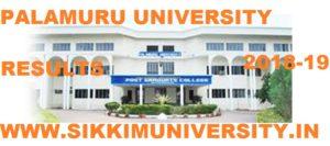 Palamuru University UG Degree Supply Results Nov. 2020@Palamuruuniversity.com 1