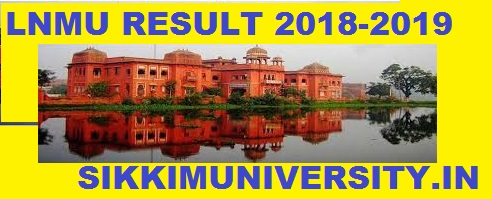 LNMU Part II Result 2019, Mithila University BA BCOM BSC 2nd