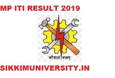 MP ITI Results 2020 - mpdtd.nic.in ITI Results NCVT/SCVT Exam 2020 1