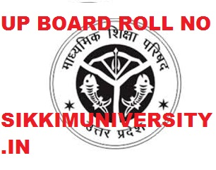 OUT} UP Board Roll No  Slip 2019 10th/12th Result