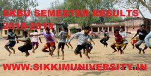 SKBU SEMESTER RESULTS2020, SKBU PART Ist, 2nd, 3rd year result BA BSC BCOM Exam 2020 1