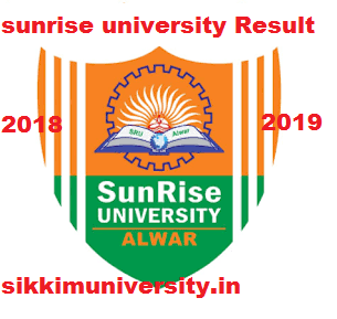 Sunrise University Results 2021 for Part 1/2/3 year BSC, BA, BCOM, MA, MSC Download 3