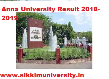 Anna University UG PG Special Exam Results 2020-2021 Exam Notice 1