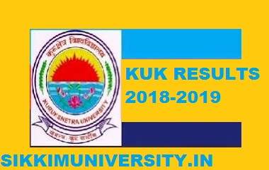 KUK Kurukshetra University Result 2020 Part I, II, III BA BSC BCOM Results 1