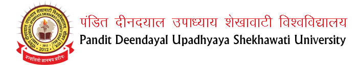 Shekhawati University  Ist, 2nd, 3rd Year Time Table 2020, पीडीयूएसयू सीकर UG Exam Schedule 2020 1