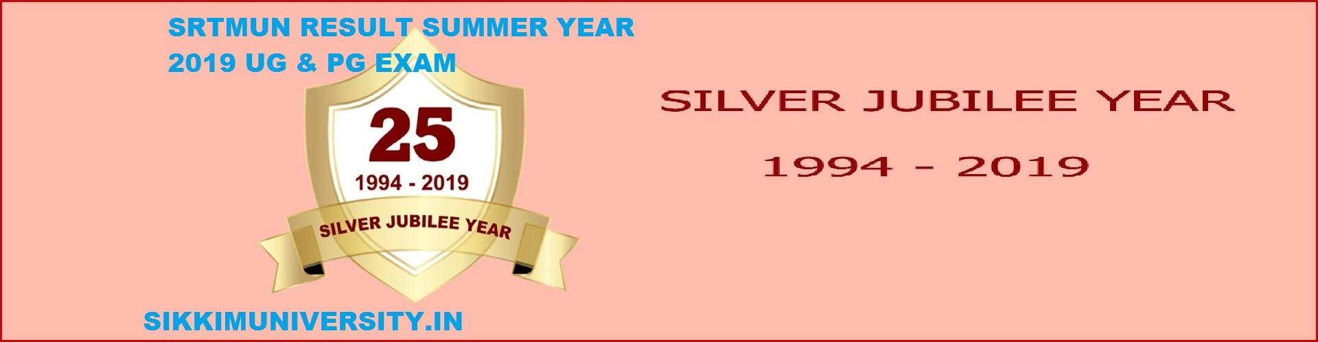 SRTMUN Results Summer 2021, Part 1, 2, 3 Year B.Ed, MA, BCOM, BSC, MCOM, BA, MSC, BSW 1