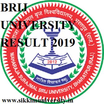 Brij University Results 2020-21 Part 1,2,3 Year BA BSC BCOM MA Exam 1